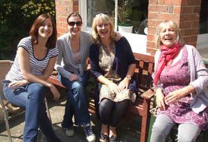 Claridge House 2011 group