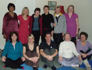 Claridge House 2010 group
