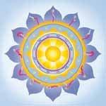 Energy Yoga sun salutation mandala